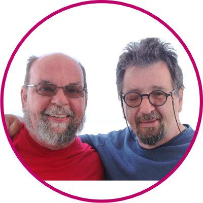 Profilbild Uli und Thomas