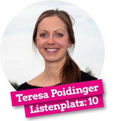 Teresa Poidinger - Listenplatz 10