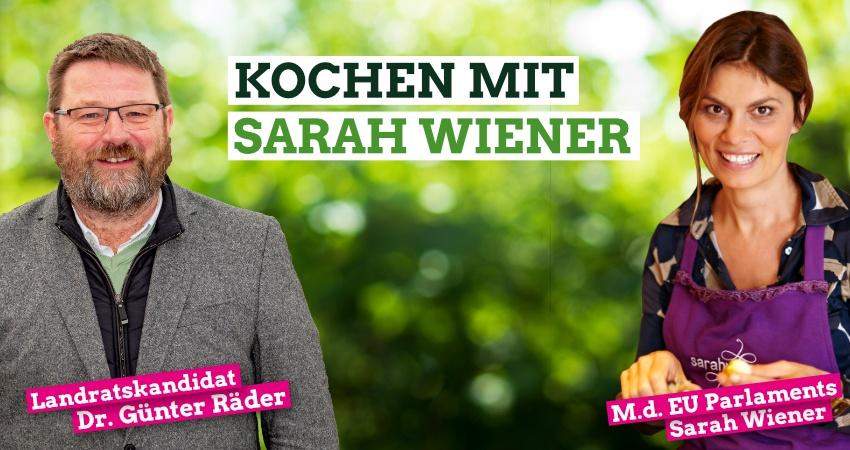 Kochen mit Sarah Wiener